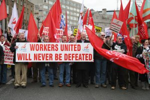 Unite & NIPSA – Re-build the fightback against austerity