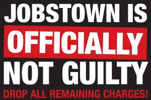 Jobstown Not Guilty Poster
