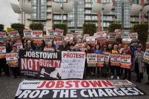 Jobstown trial exposes role of the state