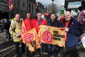 FBU – Organising to Save our pensions