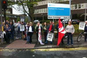Mass action needed to stop health cuts
