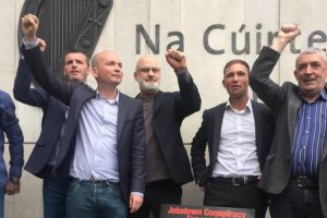 Jobstown trial exposes Southern state