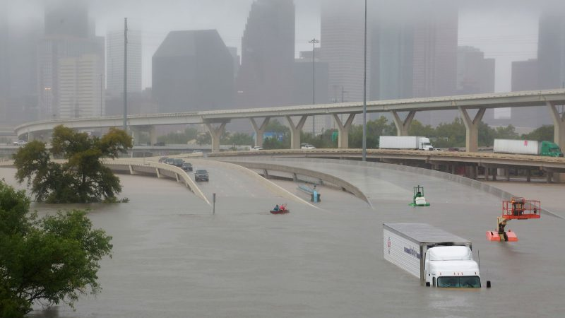 US: Hurricane Harvey – a tragedy made worse by capitalism