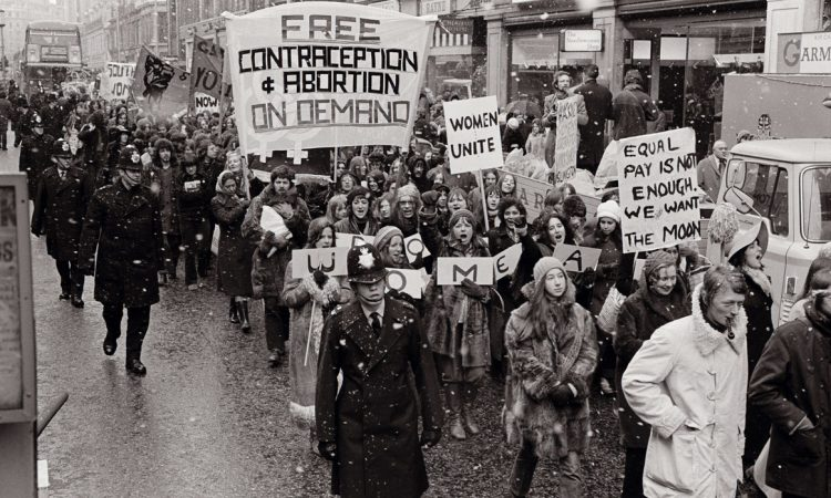Fifty Years Behind: The Fight for Abortion Rights in Northern Ireland