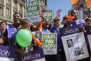 After the budget – unions must launch pay fight