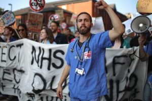 A&E Crisis: Fight for the Future of the NHS