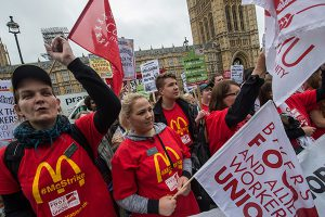 #McStrike claims important victory – Precarious workers: Organise to win!