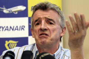 Ryanair forced to recognise unions