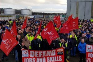 Bombardier victory shows workers' power