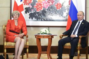 Britain: Russia, spies and nerve agents