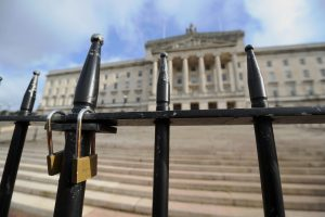 Stormont talks collapse:   The dead end of sectarian politics