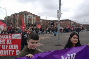 Communities unite to defend leisure centre jobs