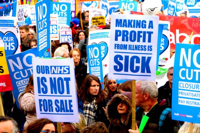 70th Anniversary of the NHS: Defend OUR Health Service