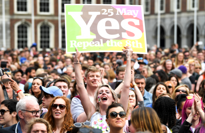 Repeal referendum: Historic victory. We won't be left behind!