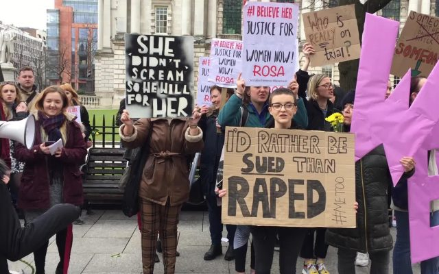 Rape trial highlights sexism in legal system and society