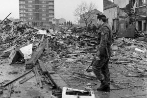 A Contested Past: Dealing with the Legacy of The Troubles