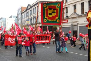 NIPSA: Important conference reaffirms union's fighting stance
