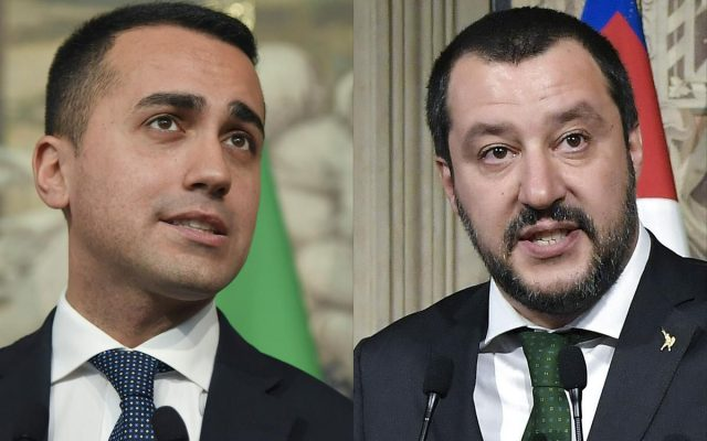 Italy: Populists form government as establishment punished