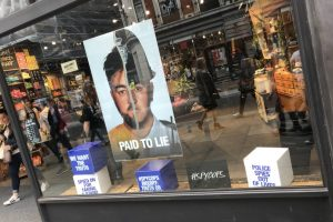 SpyCops campaign highlights shady police practises