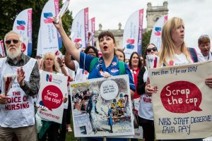 NHS England pay deal 'con': Fight for real pay rises, restoration & parity