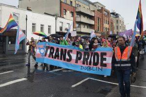 Dublin Trans Pride rekindles militant tradition