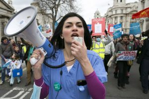 NHS Staff Reaching Breaking Point