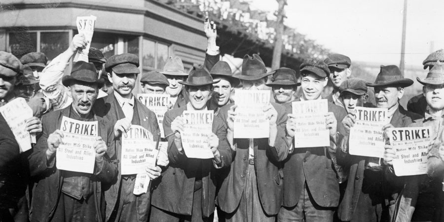 How workers ended the First World War