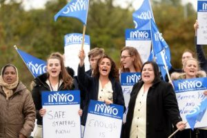 Nurses to strike in the South