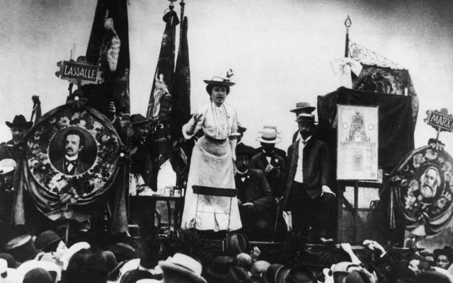 100 years after her murder – remembering Rosa Luxemburg