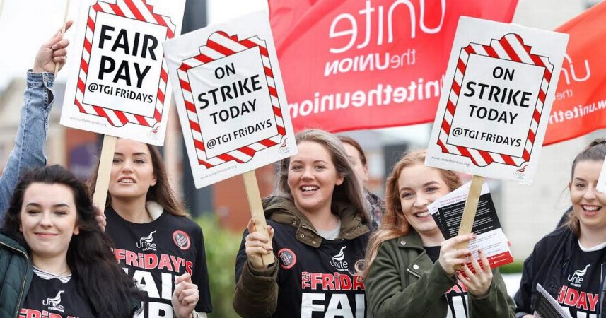 Unionising young workers: Educate, agitate, organise