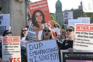 Time's Up: Build a fighting movement to decriminalise abortion