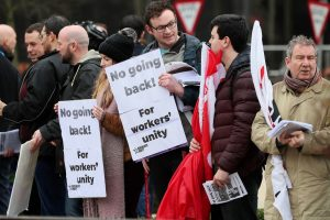 Brexit: Trade unionists must stand for workers' unity