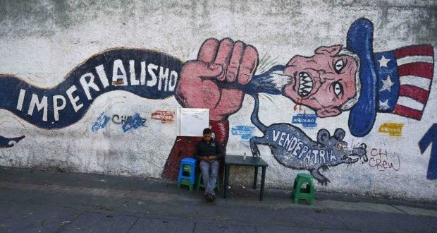 Venezuela: once again in the crosshairs of imperialism