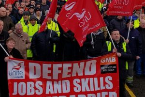 Nationalise Bombardier to save jobs & skills