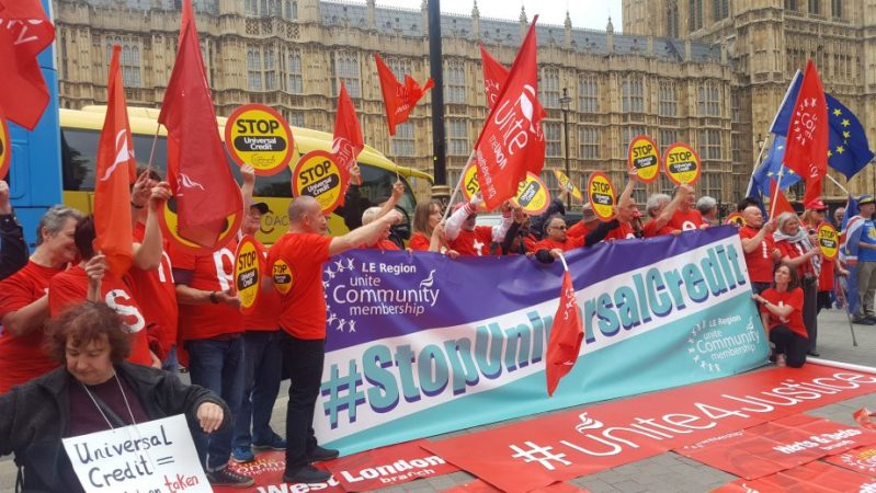Welfare 'reform' disaster for working-class communities