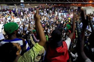 Sudan: Counter-revolution raises its ugly head