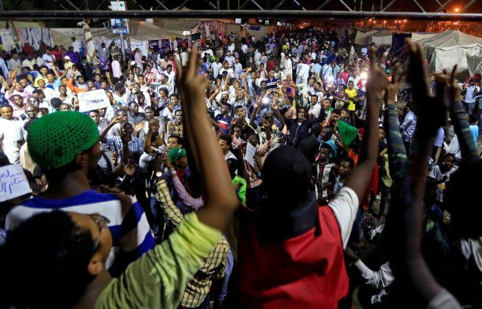 Sudan: Counter-revolution raises its ugly head
