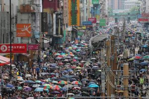Hong Kong's mass anti-authoritarian struggle urgently needs organised self-defence