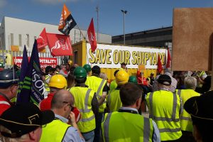 Harland & Wolff: The hidden history of workers' struggle