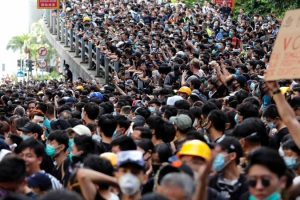 Hong Kong: Movement against CCP dictatorship gains momentum
