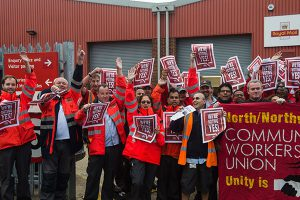 Over 90% vote yes for strike action in Royal Mail ballot – victory to the postal workers!