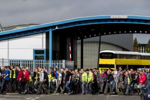 Nationalise Wrightbus to save jobs – Socialist industrial strategy urgently needed